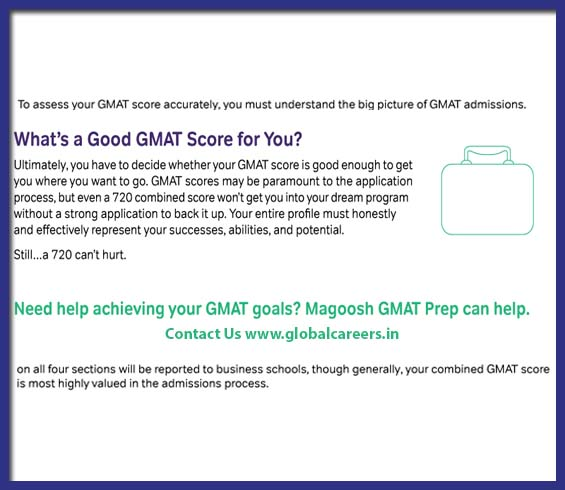 Do gmat essay scores matter